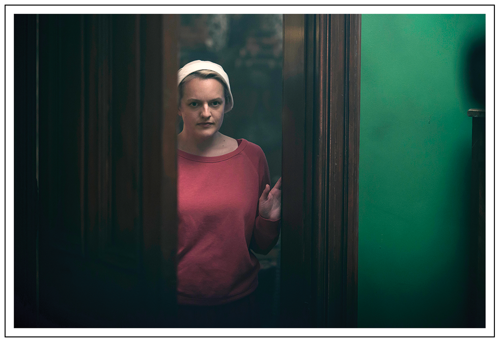 Elisabeth Moss Finally Finds Hope in The Handmaid's Tale