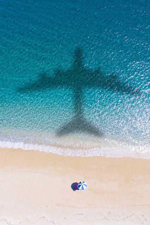 Blue, Water, Turquoise, Aqua, Azure, Sky, Sea, Ocean, Vacation, Beach,