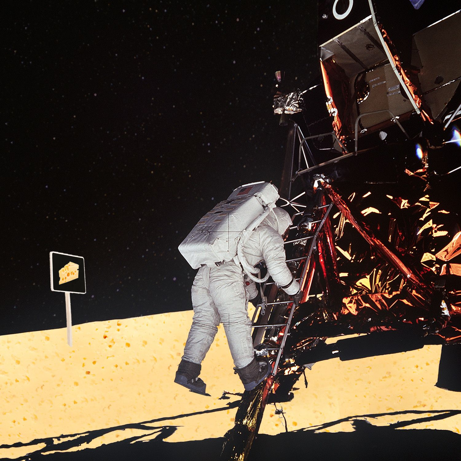 Moon Landing Conspiracy Theorists Raise These Questions. Here's Why They're Nonsense.