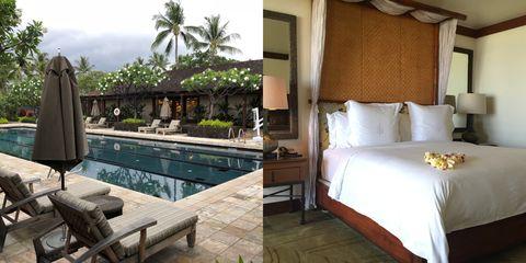 Property, Resort, Room, Furniture, Building, Interior design, Bedroom, Real estate, Eco hotel, House,