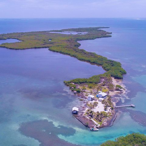 island in belize for sale