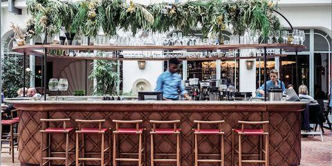 Grands Boulevards Restaurant