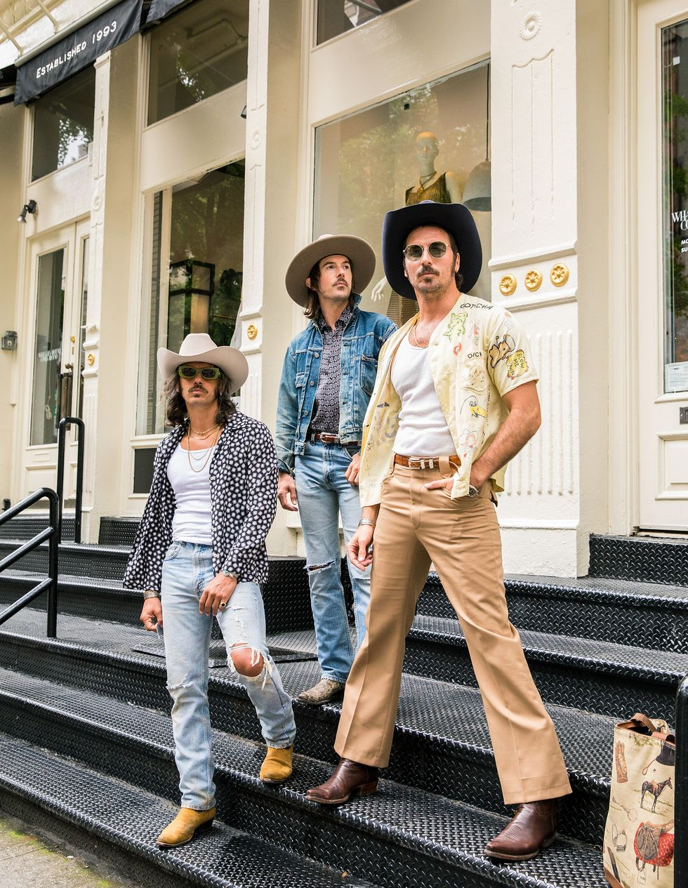 Rhinestone Suits and Cowboy Boots: Midland Reflects on Their Revolutionary Retro Style