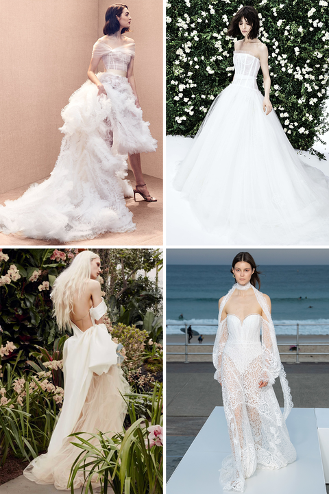 2020 Wedding Dress Trends.The 20 Wedding Dress Trends Of 2020 Best Wedding Dress