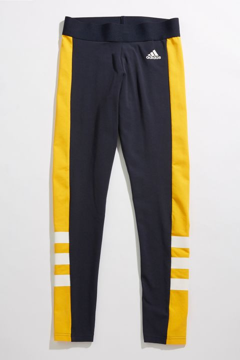 Clothing, Active pants, Sportswear, sweatpant, Yellow, Trousers,