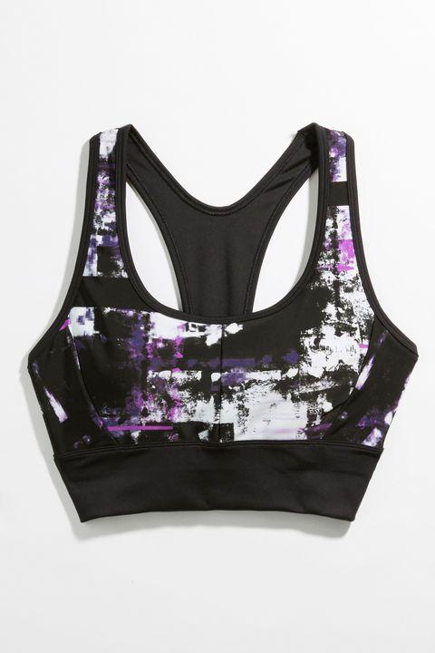 Brassiere, Undergarment, Clothing, Undergarment, Sports bra, Purple, Violet, Lingerie,
