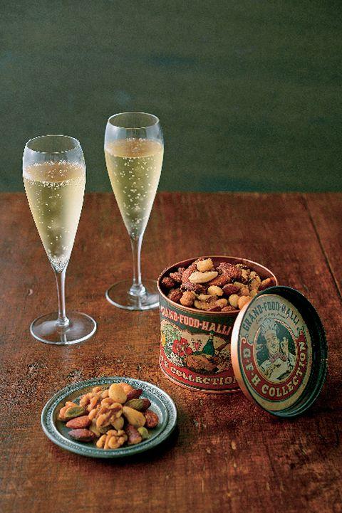 Food, Drink, Champagne stemware, Still life photography, Still life, Dish, Stemware, Cuisine, Alcoholic beverage, Ingredient,