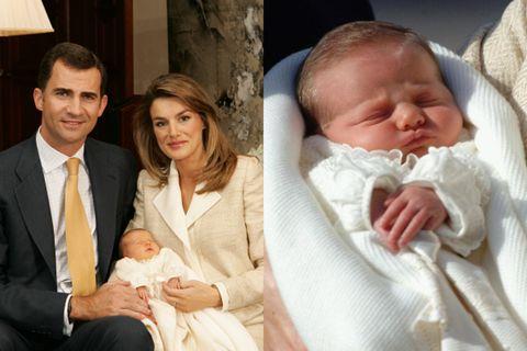 王位継承順位第1位! スペイン王室、レオノール王女の成長アルバム