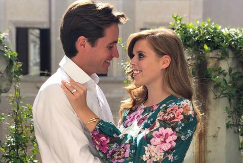 ベアトリス王女 結婚式