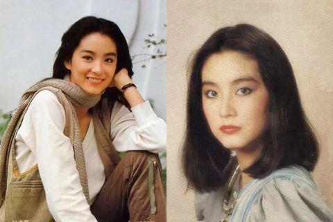 林青霞20歲