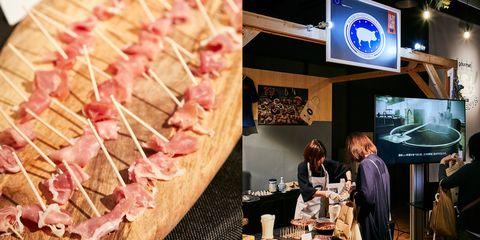 Food, Cuisine, Meat, Dish, Street food, Grilling, Salt-cured meat, Flesh, Italian food, Red meat,