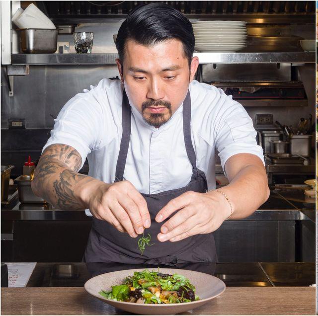 星宇航空打造頂級「米其林餐酒菜單」!攜手合作米其林一星餐廳Longtail主廚林明健