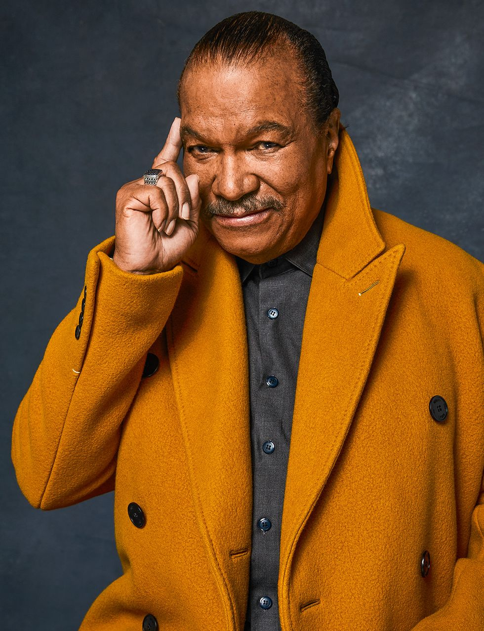 The Enduring, Intergalactic Cool of Billy Dee Williams
