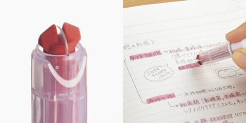 Pink, Product, Lipstick, Material property, Label, Stationery,