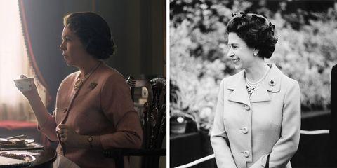 ザ・クラウン、オリヴィア・コールマン、エリザベス女王