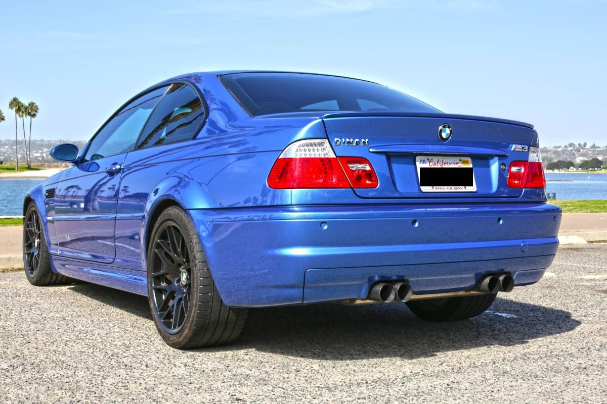 This Used 2005 Dinan Bmw M3 E46 Is Absurdly Priced But Beautiful