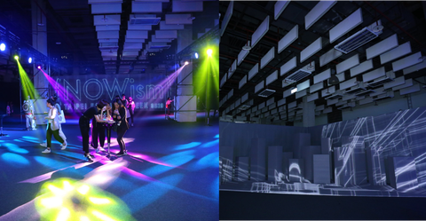 Light, Performance, Stage, Lighting, Design, Event, Performing arts, Architecture, Performance art, Music venue,