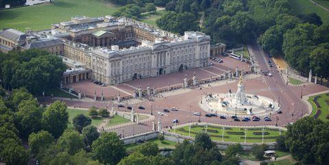 バッキンガム宮殿/イギリス・ロンドン|世界で高額な物件トップ12