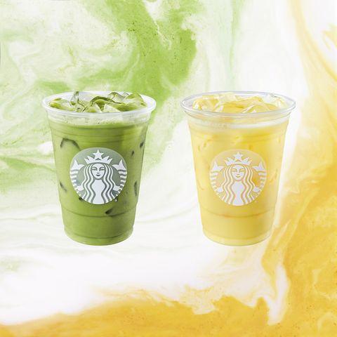Green, Highball glass, Drink, Tumbler, Vegetable juice, Yellow, Pint glass, Non-alcoholic beverage, Health shake, Juice,