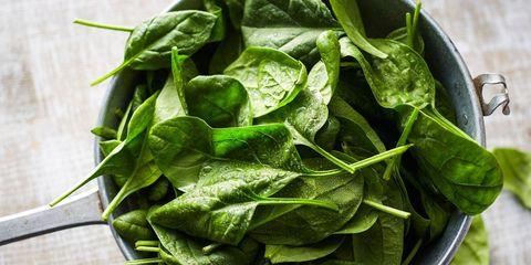 色の濃い葉野菜|高血圧を抑える食べ物