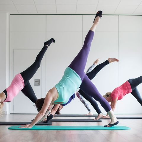 What to eat before a workout: Pilates