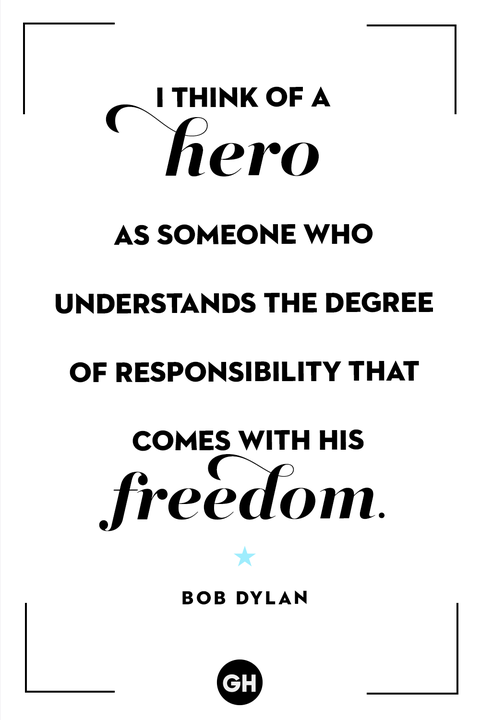 freedom quote bob dylan