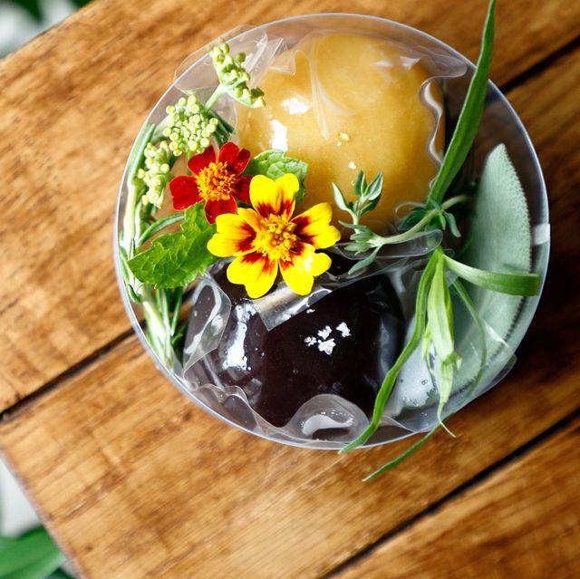 【京都連載】果実やハーブ、洋酒を使った新しい和菓子「菓子屋のな」