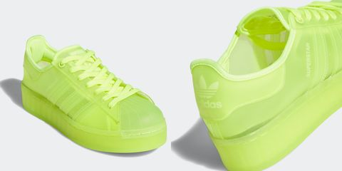adidas originals superstar jelly 果凍球鞋