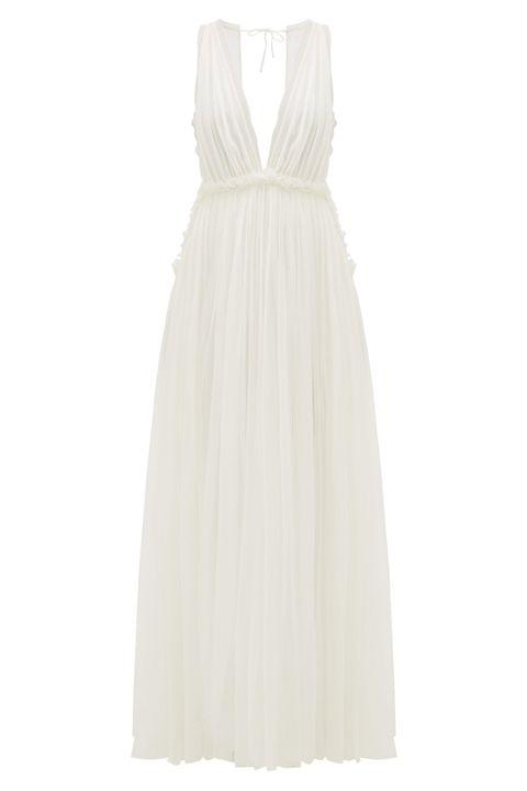 ホワイトドレス ウエディングドレス ウエディング 結婚式 おうち婚 二次会 アフターパーティー