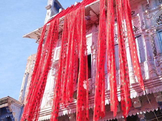 アトリエシムラ 志村宏 インド染織の旅