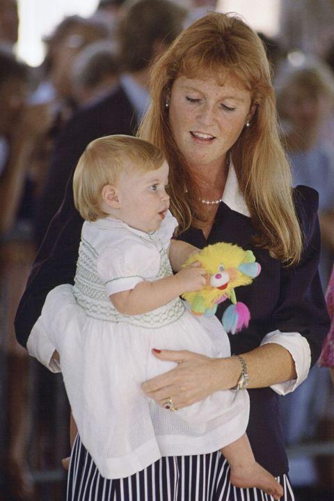 ベアトリス王女(princess beatrice)英国王室