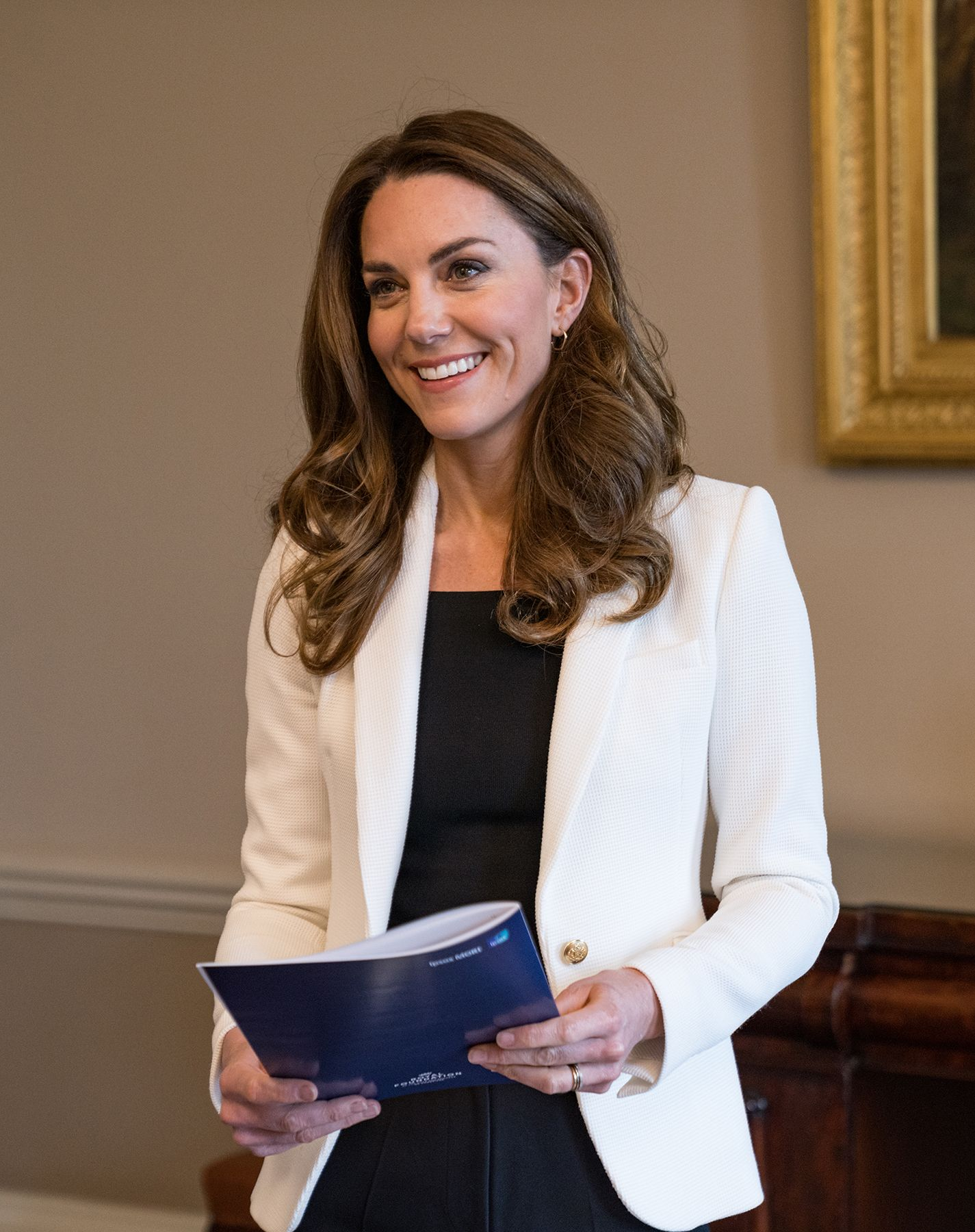 Duchess Kate Reveals the Survey Results That Will Shape Her Future Work