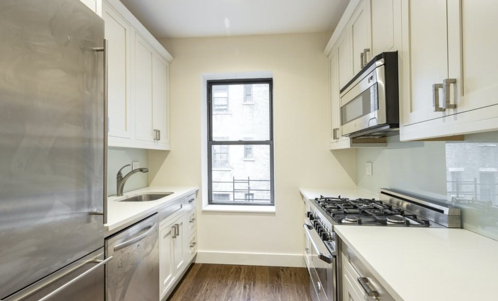 The NYC Apartment Barack Obama Once Rented With Roommates in College Is for Sale
