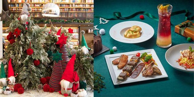 耶誕跨年饗宴