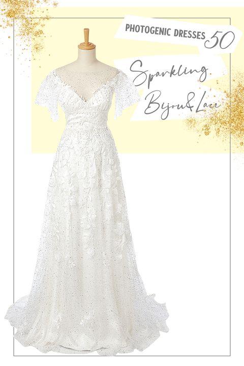 「クレア・ぺティボーン」のドレス  グランマニエ 銀座