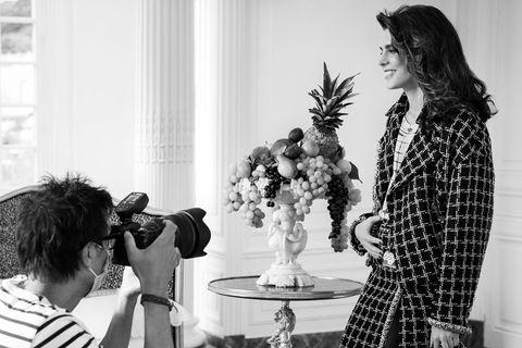 chanel公布2021最新品牌大使!摩納哥皇室charlotte casiraghi成chanel 2021春夏系列廣告主角