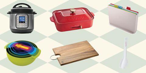 多機能で便利!キッチン用品おすすめ〇選