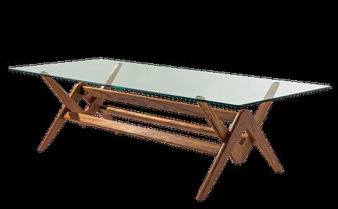 エル・デコ elle decor 4月号 最新号 インテリア デザイン 模様替え 新作 家具 ダイニングテーブル capitol complex tablecassina カッシーナ