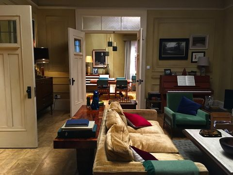 production design oscar nominee  the father