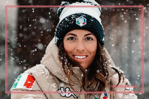 elena curtoni sciatrice