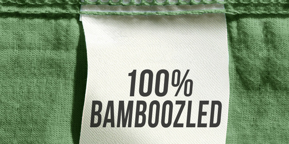 PSA: There's No Bamboo in Your Bamboo Bedding