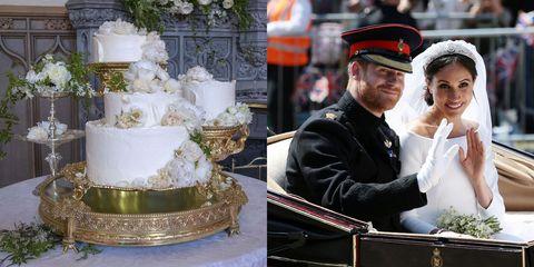 セレブ, ウェディングケーキ, 結婚