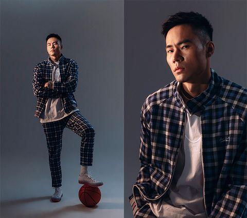歡迎張宗憲正式加入converse家族 成為converse台灣首位簽約的籃球運動員