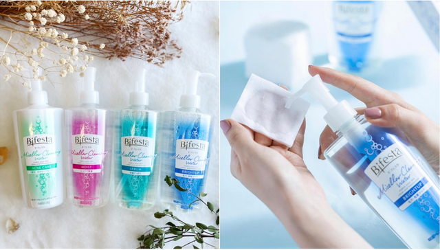 開架爆賣卸洗品牌「bifesta」十週年再升級!美妝kol一致零負評推薦,3大愛用品清單大公開!