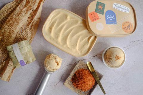 甜點控注意!sugarbistro推出低gi「棕櫚糖冰淇淋」,一秒置身柬埔寨五星度假飯店