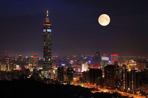 【國內旅遊】2021全台11個視野最好「中秋賞月地點」在這裡!