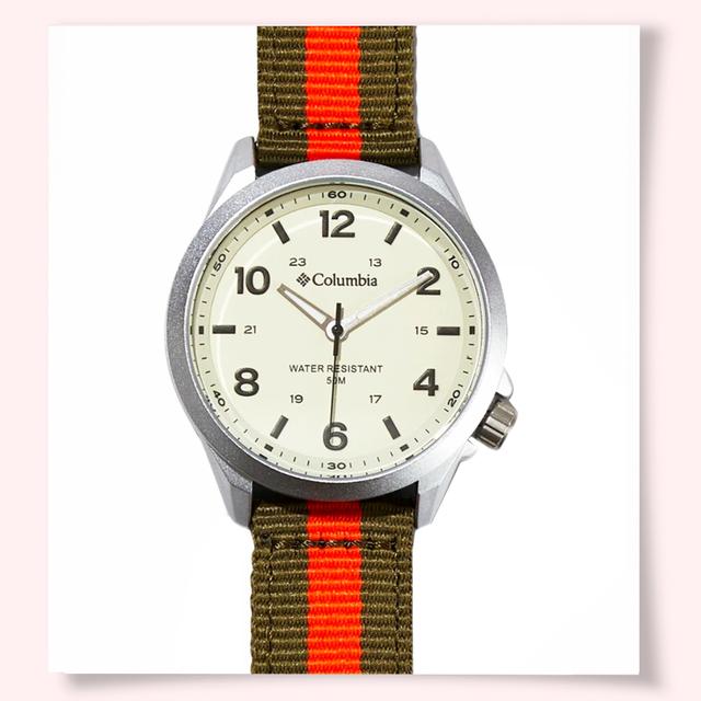 esquire x columbia x bespoke post watch