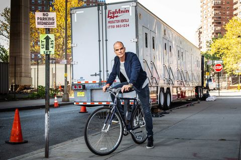 Why 'House of Cards' Actor Michael Kelly Makes Time to Ride Every Day