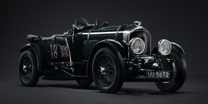 El Bentley Blower de 1929