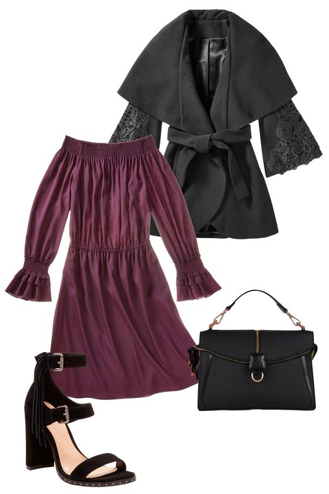 Clothing, Outerwear, Product, Purple, Coat, Fashion, Sleeve, Overcoat, Costume, Magenta,